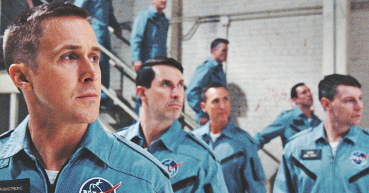 First Man Movie Review: Ryan Gosling is Neil Armstrong