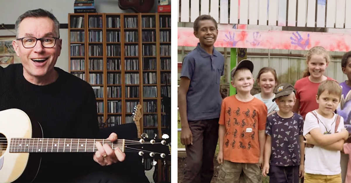 "Adorable ""MAF Kids"" Star in Colin Buchanan's Latest Song, for Dads"